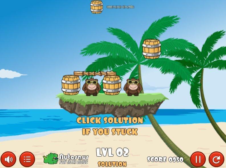 Išgelbėk beždžionę