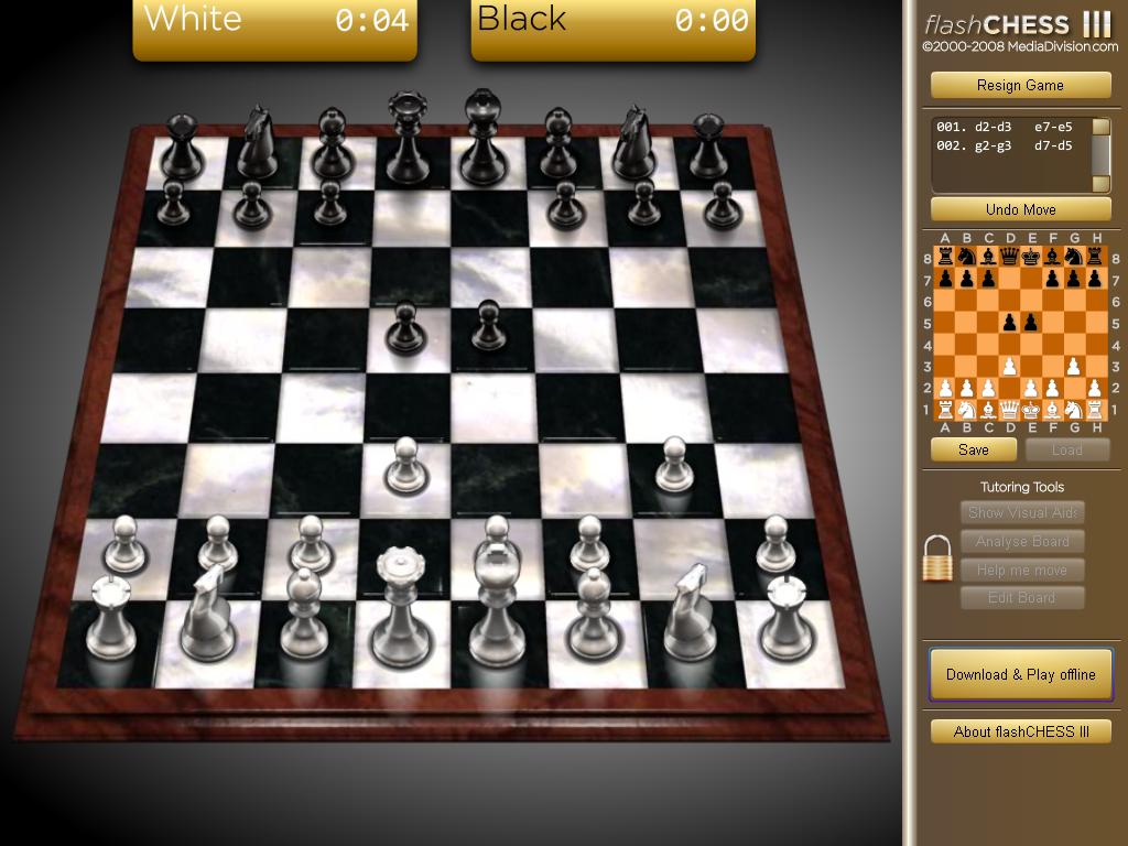Šachmatai 3D
